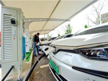 China leads world in electric car charging piles